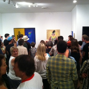 First Friday, June 7, 2013.