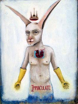 Immaculate; Lisa Albinger.